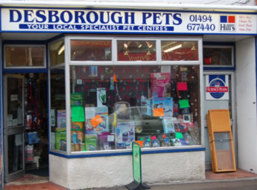 Desborough Pets - Beaconsfield