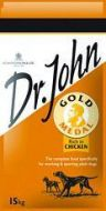 Dr. Johns Dog Food Gold 15kg
