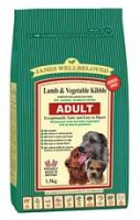 James Wellbeloved Adult Lamb & Vegetable 10kg