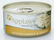 Applaws Tin Chicken & Cheese 156g