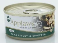 Applaws Tin Tuna & Seaweed 156g