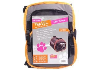 Rosewood Soft Crate Carrier Small