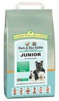 James Wellbeloved Junior Duck & Rice 2kg