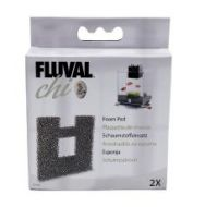 Fluval Chi 191 & 25L Foam Pad Replacements X2
