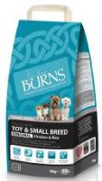 Burns Dog Toy & Small Breed 2kg