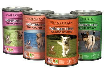 Natures Menu Dog Tin Multipack
