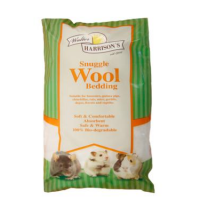 Harrisons Small Animal Wool/Fluff Bedding Small