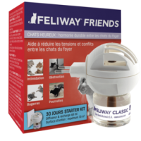 Feliway Friends Plug-In Diffuser Starter Kit