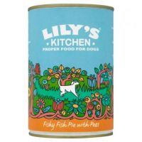 Lily's Kitchen Fishy Fish Pie 400g