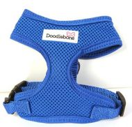 Doodlebone Harness  Small blue