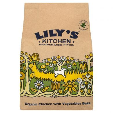 Lily's Kitchen Chicken & Veg Bake 1kg