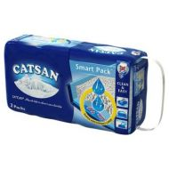 Catsan Cat Litter Smart Pack 2 x 4 Litre