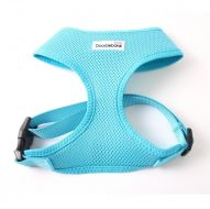 Doodlebone Harness Large Cyan