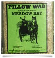 Pillowwad Meadow Hay