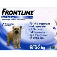 Frontline medium dog 10 - 20kg