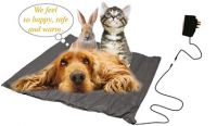 Pet Remedy Heated Pet Bed