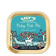 Lilys Dog Fishy Fish Pie 150g