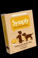 Symply Wet Food Tray Puppy Turkey & Rice 7 pack
