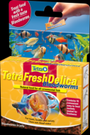Tetra Fresh Delica Bloodworm