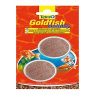 Tetra Goldfish Holiday Feeding Block