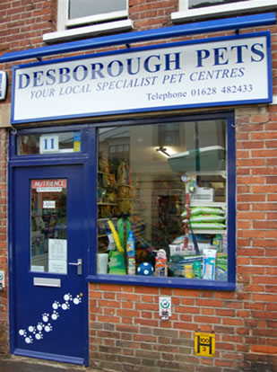 Desborough Pets - Marlow